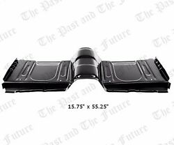 1969 1970 69 70 Mustang Seat Platform, Heavy Duty - Low Profile Coupe And Fastback