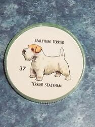 Humpty Dumpty Potato Chips Dogs # 37 Sealyham Terrier