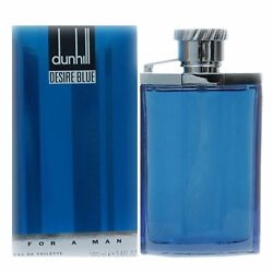 Desire Blue By Dunhill Cologne 3.3 / 3.4 Oz Edt For Men New In Box