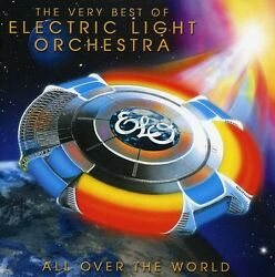 Electric Light Orche All Over the World: Very Best of New CD