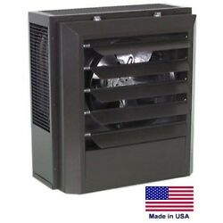 Electric Heater Commercial/industrial - 208 Volts - 3 Phase - 10 Kw - 34,120 Btu