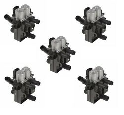 For 2000-2002 Jaguar S-type Heater Control Water Valve For Xr8 22975 Set Of 5