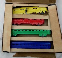 Powered Streamlined Super Train Los Angeles By Nosco. Boxed