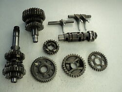 Suzuki C50 Boulevard Vl800 7504 Transmission And Misc Gears / Shift Drum And Forks