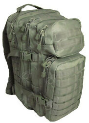 Us Foliage Green Molle Rucksack Assault Small 20l Backpack Tactical Army Pack