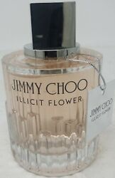 Jimmy Choo Illicit Flower By Jimmy Choo For Women Edt 3.3 / 3.4 Oz New Tester