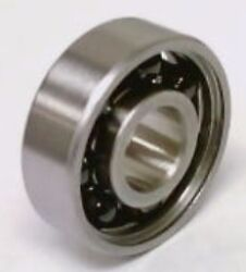 8 Ceramic Bearing Abec-5 Quality With Silicon Nitride Balls Stainless Steel Open