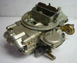 1970 Chevy Chevrolet Camaro Chevelle Nova Holley Carb 4492 Dated 9a1