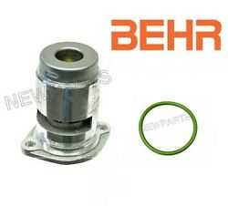 For Porsche 911 930 Pair Set Of Oil Thermostat On Engine Case And O-ring 39.2x3mm
