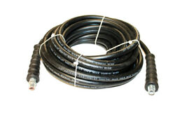Oregon Parts 50' Braided Wrapped Hose Cover 3/8 Diameter- One Wire Ste_ Or-37066