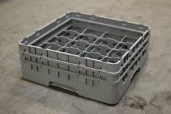 Lot Of 5 Used Cambro Model 20c414 Commercial/industrial Kitchen/restaurant Dis