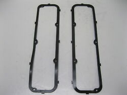 Ford Fe 352 360 390 406 427 428 Steel Core Rubber Valve Cover Gaskets 3/16 New