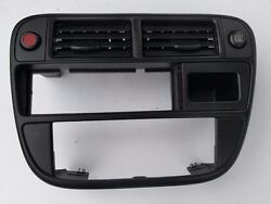 96 97 98 CiViC OEM RADIO CENTER DASH VENT PANEL climate control bezel housing OE