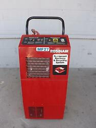 Robinair 17500B Refrigerant Recovery & Recycling System T38431