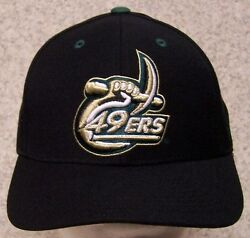 Embroidered Baseball Cap Ncaa Unc Charlotte 49ers New 1 Hat Size Fits All