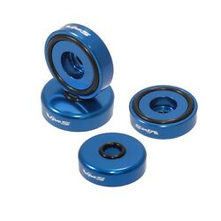 Vms Racing Billet Cnc Aluminum Blue D15 Sohc Valve Cover Washer And Seal Kit 5 Pc