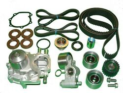Timing Kit Subaru Forester Turbo Only 2004-2007 All Tensioners Water Pump Seals
