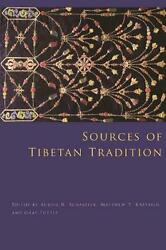 Sources Of Tibetan Tradition By Schaeffer English Paperback Book Free Shipping