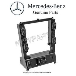For Mb W163 Ml Class Center Console Window Switch Quadruple And Mirror Adjuster