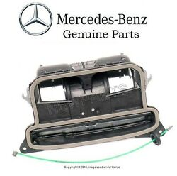 Mercedes R129 300SL SL320 GENUINE Blower Housing Cover for Climate Control NEW