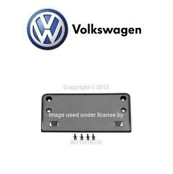 For Vw Touareg 2011-2012 Front License Plate Base Genuine 7p6-807-285 B