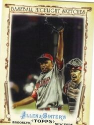 2011 Topps Allen And Ginter Insert/parallel Singles Pick Your Cards