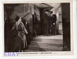 Fay Wray Bulldog Jack VINTAGE Photo