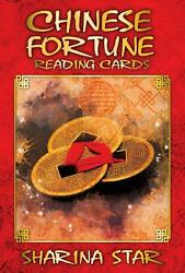 Chinese Fortune Reading Cards by Sharina Star English Book amp; Merchandise Book