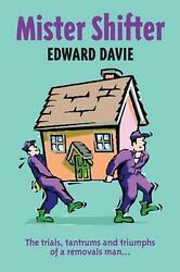 Mister Shifter By Edward Davie English Paperback Book Free Shipping
