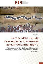 Europe-mali By Marx-n French Paperback Book Free Shipping