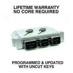 Engine Computer Programmed With Keys 2005 Mercury Grand Marquis 5w7a-12a650-jd