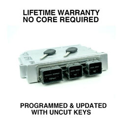 Engine Computer Programmed With Keys 2005 Mercury Grand Marquis 5w7a-12a650-jf