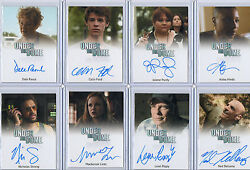 Under The Dome - Autograph And Costume Relic Card Selection Nm Rittenhouse