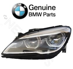 For Bmw F06 F12 F13 6-series Driver Left Headlight Assembly Led Adaptive Genuine
