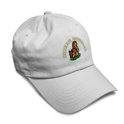 Soft Women Baseball Cap Squirrel Whisperer Embroidery Dad Hats for Men $14.99