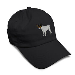 Jack Russell Terrier Dog Style 3 Embroidered Soft Low Profile Hat