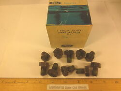 10 Pcs 1 Ford Box 1973/1989 Mustang Bolt Rear Axle Differenial Gear To Case