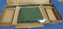 New Camouflage Cargo Top Tarp Bow Kit Military Hummer Hmmwv Humvee M998 M1038