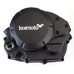 Right Engine Casing 157fmi With Lexmoto Logo Black Engcr007 For Lexmoto 007