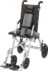 Wenzelite Trotter Lightweight Folding Special Needs Stroller Mobility Chair 16