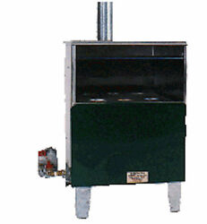 Southern Burner Greenhouse A1 Vented Heater with Auto Thermostat (Propane Gas)