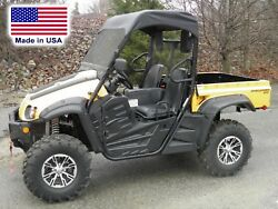 Cub Cadet Challenger 500 700 Partial Cab - Hard Windshield Roof And Rear Window