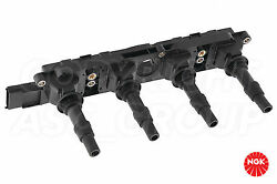 New Ngk Ignition Coil For Vauxhall Opel Signum 1.8 2004-05