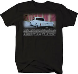 American Classic Chevy C10 1967-72 Pickup Hotrod Muscle T Shirt $16.97