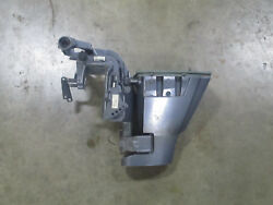 Yamaha Outboard 2007 9.9 4 Stroke Midsection W/ Clamps 63v-43311-03-4d 2120