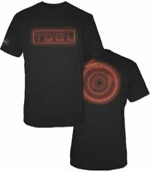 Authentic TOOL Band Snake Logo Black T-Shirt S-2XL NEW