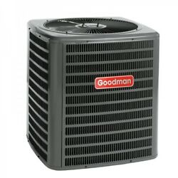 5 Ton Goodman 18 SEER R-410A Two-Stage Air Conditioner Condenser