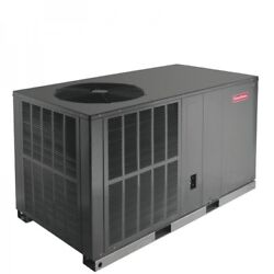 4 Ton Goodman 15 Seer R410a Air Conditioner Packaged Unit Gpc15 Series