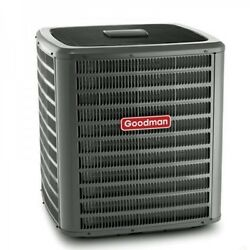 4 Ton Goodman 18 SEER R-410A Two-Stage Heat Pump Condenser