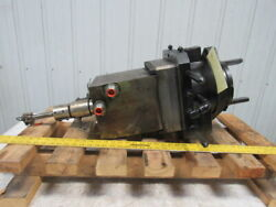 Finn-power A5-25-sb Rotary Actuated Head Assembly Cnc 25 Ton Stamping Press